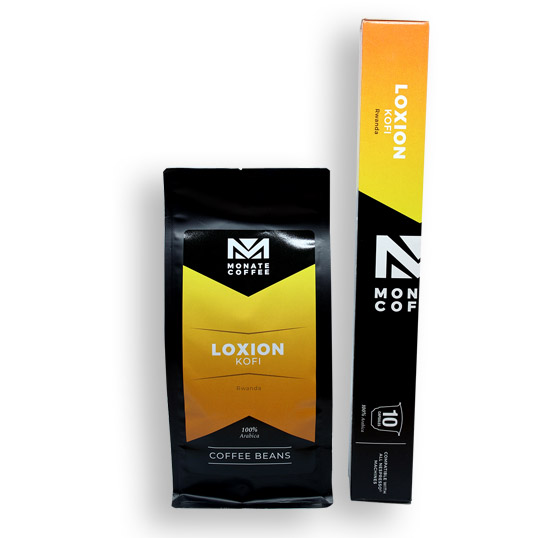Monate coffee Loxion Kofi Coffee